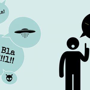 Wie verhaltet ihr euch am besten bei Verschwörungserzählungen?